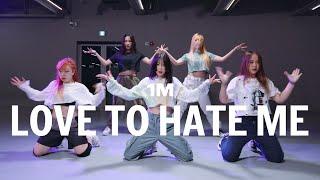 BLACKPINK - Love To Hate Me / Tina Boo Choreography