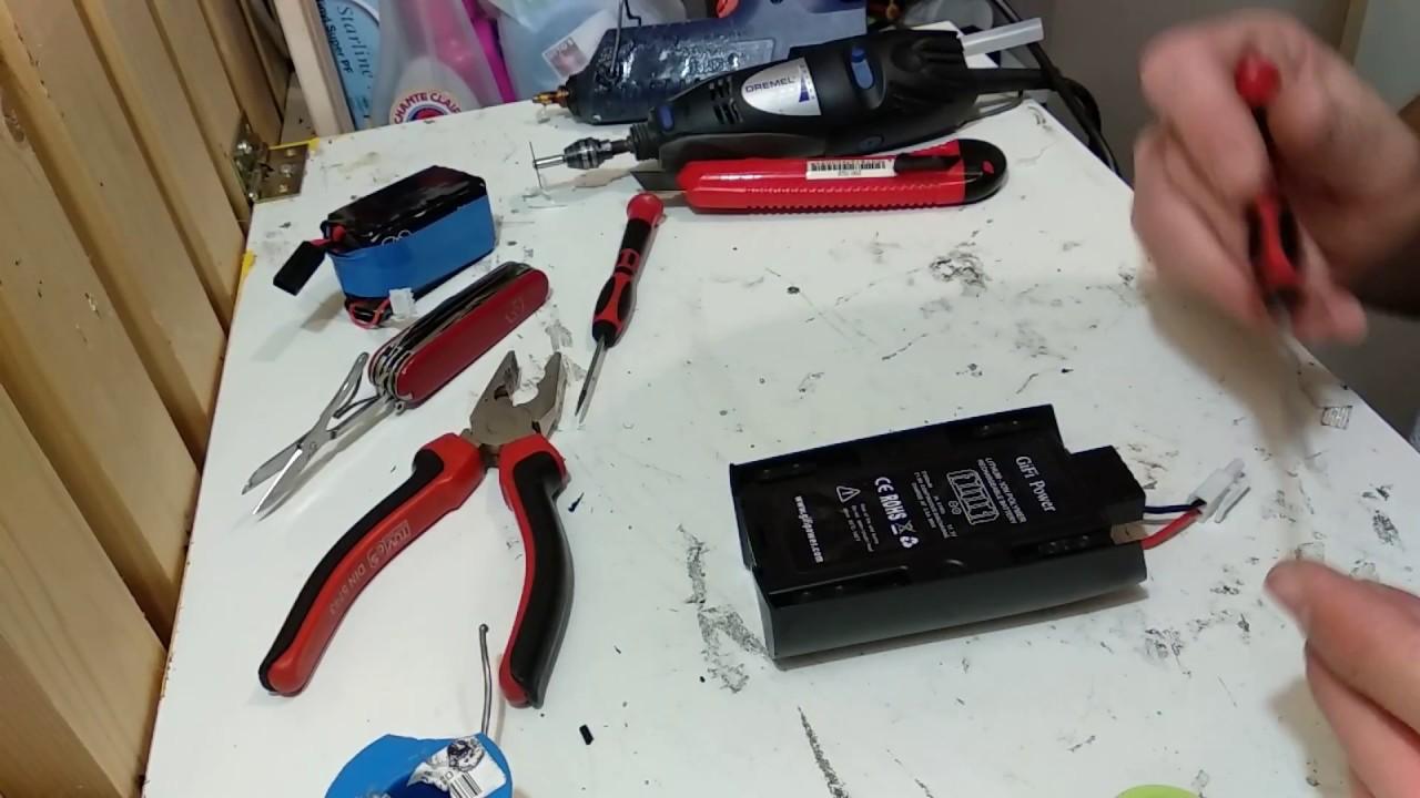 Bebop 2 Upgrade battery 2500mah
