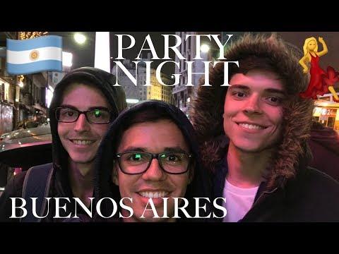 BUENOS AIRES: Night Adventure   Obelisk, Broadway, Chorizo