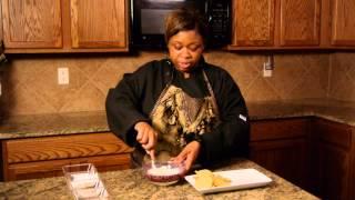 Homemade Herb Chip Dip With Cream Cheese : Cream Cheese Snacks