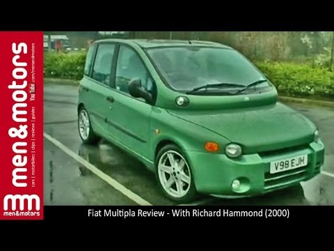 Fiat Multipla Review - With Richard Hammond (2000)