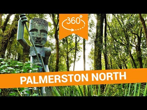 Things to Do in Palmerston North in 360 - New Zealand VR