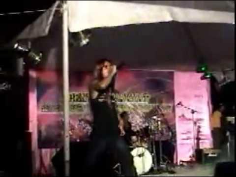 KRISTAL-memburu impian live in KABONG sarawak 2007