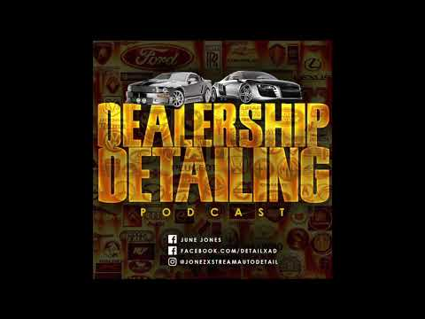 June Jones (Sherome Westherspoon) Talks About Commercial Detailing/Mobile Detailing Article