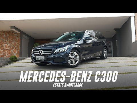 Mercedes C300 Estate Avantgarde - Teste Webmotors