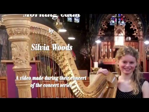 Silvia Woods - Morning Calm performed by harpist Suzanne Zijderveld.