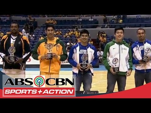 UAAP 77 Awarding Ceremonies - Special Awards