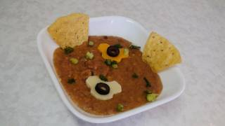 Homemade Refried Beans - Video Recpe - Quick And Easy By Bhavna!