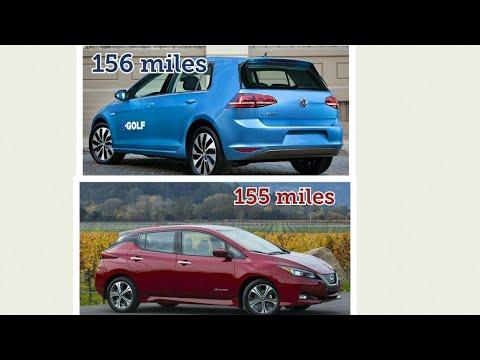 Shocking Result Vw E Golf Has Better Range Than 2018 Nissan Leaf