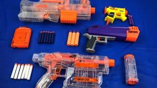 Nerf Blasters Box of Toys Fortnite Gun
