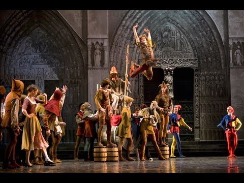 La Esmeralda Ballet 2005 [Stanislavsky Theatre]