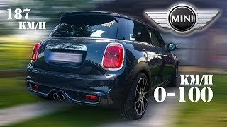 MINI Cooper SD acceleration