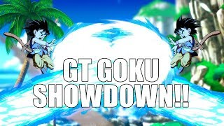 JMCrofts vs Just Relax Kid: THE GT GOKU SHOWDOWN!! First to 5!!