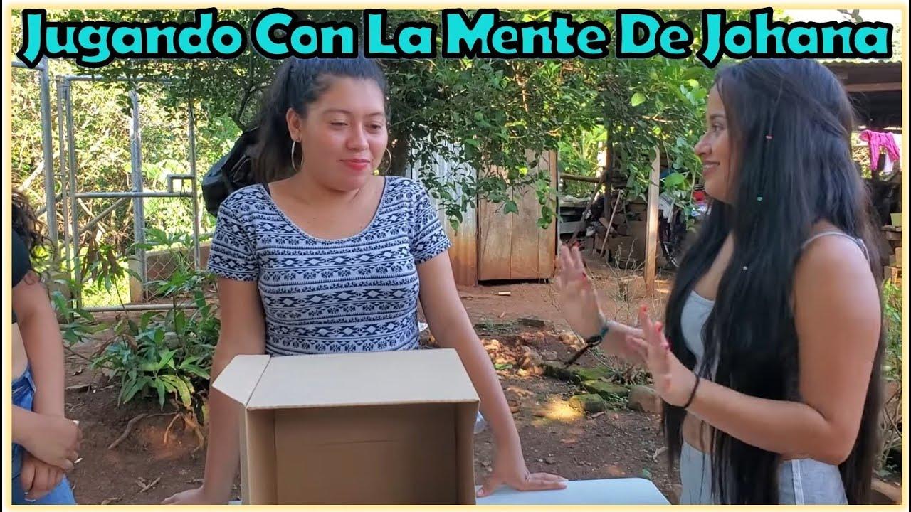 -Quieren Jugar Con La Mente De Johana    Roxana Le Descubre Algo En El Cuerpo De Iris-