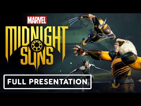 Marvel's Midnight Suns - The Hunter and Wolverine vs. Sabretooth Gameplay Full Presentation