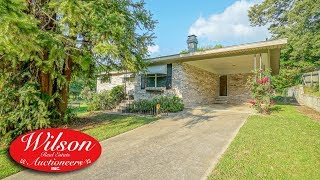 Absolute Real Estate Auction - Hot Springs, Ar