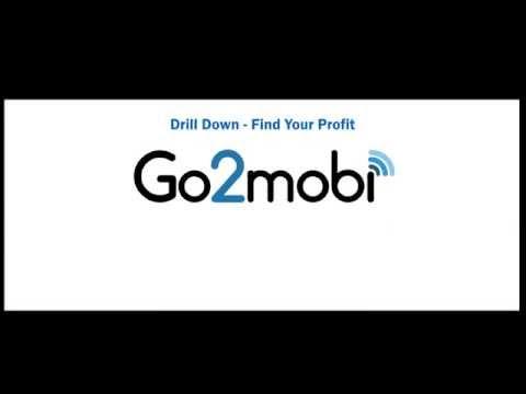 Go2mobi Product Demo - Drilldown