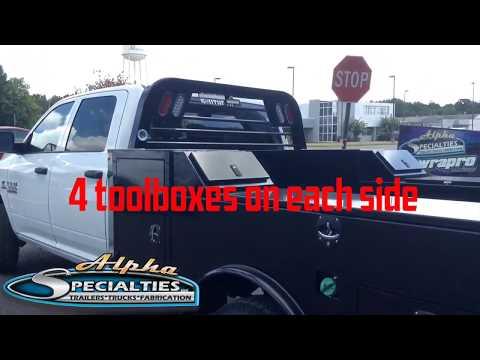 Norstar SD Truckbed