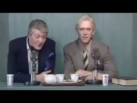 Marvellous England Commentators - A Bit of Fry and Laurie - BBC