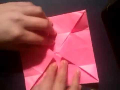 Como hacer una caja de papel f cil y r pido youtube - Como forrar una caja con tela ...