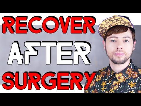 RECOVER AFTER SURGERY and BEST LOUIS VUITTON COLLABORATIONS