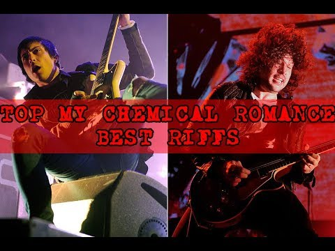 TOP MY CHEMICAL ROMANCE BEST RIFFS