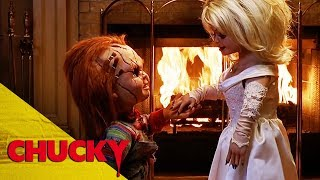 Chucky and Tiffany Get Engaged | Bride Of Chucky
