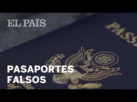 Comercio De Pasaportes Falsos | Internacional