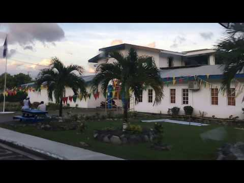 St. George's University 2017 - SGU Grand Anse Bus Route to Spiceland Mall (IGA)