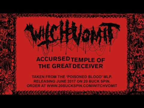 Witch vomit accursed temple of the great deceiver from poisoned blood mlp 2017