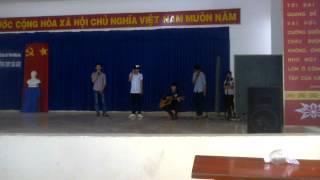 [THPT Dầu Giây] Quê Hương Việt Nam (cover) - guitar × beatbox