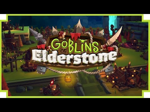 Goblins Of Elderstone - (Colony Builder / Management Game)