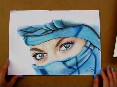 Materiales De Dibujo Qué Papel Usar Con Lápices De Colores Youtube