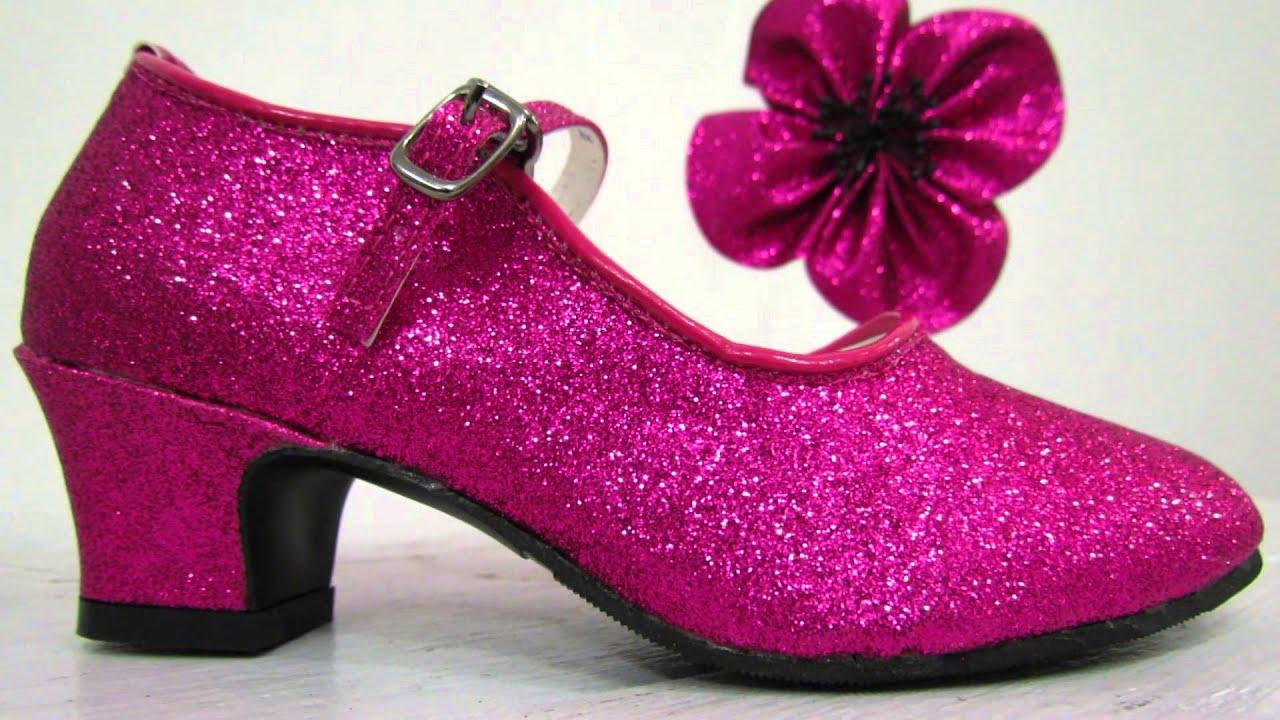 Spaanse Schoenen Prinsessen Schoenen Prinsessenschoenen Met Klik