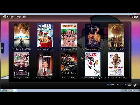 Kodi (XBMC) install with must have addons and subtitle service