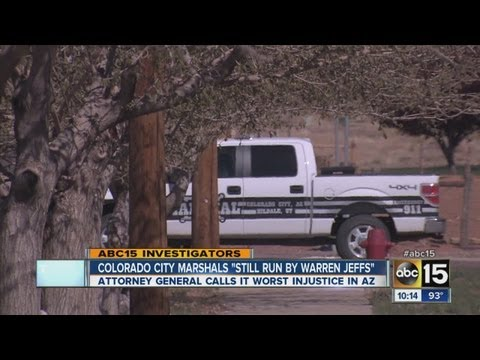 Colorado City marshals still run by Warren Jeffs?