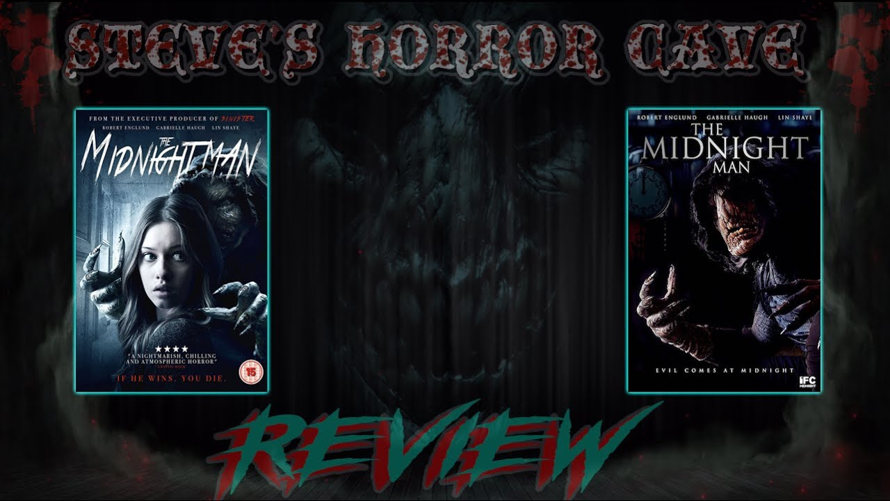 Download Steves #Horror Cave: REVIEW - The Midnight Man (2016) w/ Lin Shaye and Robert Englund