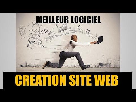 Meilleur Logiciel Creation Site Web: Facile, Rapide Et Professionnel!
