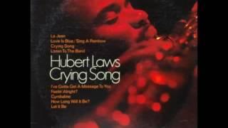 A FLG Maurepas upload - Hubert Laws - How Long Will It Be? - Soul Jazz