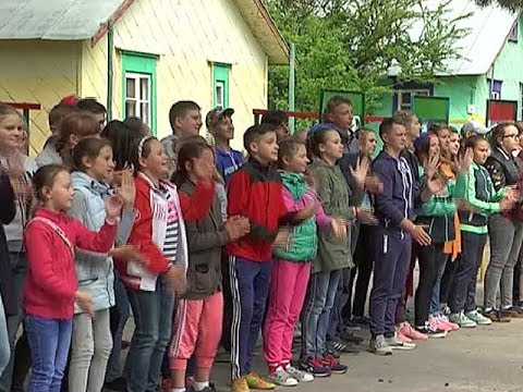 Курские лагеря готовятся к встрече детей