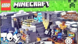 레고 마인크래프트 엔드 포털 21124 조립 리뷰 LEGO Minecraft The End Portal 엔딩 포털 공간 이동 장치