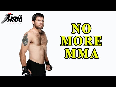 Why He Will Not Fight In MMA Again - Robert Drysdale Interview Part 3