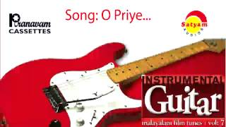 O Priye - Instrumental Vol 7