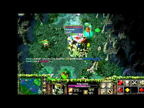 GAME TUTORIAL DOTA 2 Skeleton King Skills