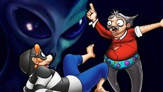ВОРИШКА БОБ 2 В ПОИСКАХ ИНОПЛАНЕТЯН Мульт игра для детей Robbery Bob 2