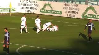 Serie D Girone E Sanremo-Seravezza 1-3