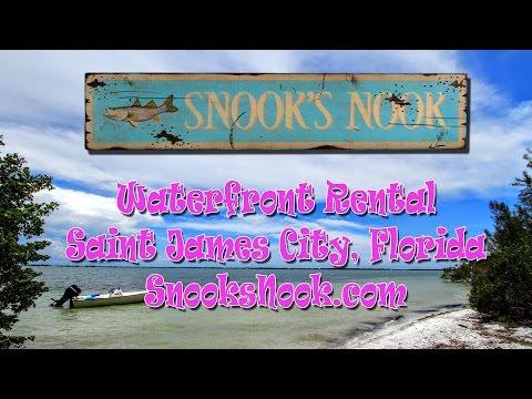Snooks Nook Saint James City, FL Waterfront Rental