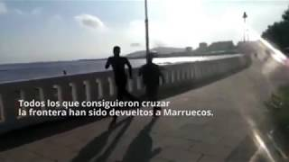 Expulsados a Marruecos  los migrantes que saltaron la valla de Ceuta