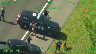Stolen/fleeing police vehicles: 5/6/21