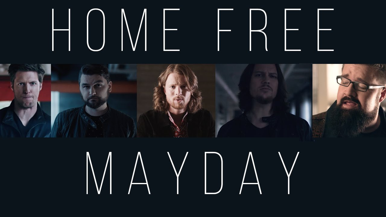 cam - mayday  home free cover